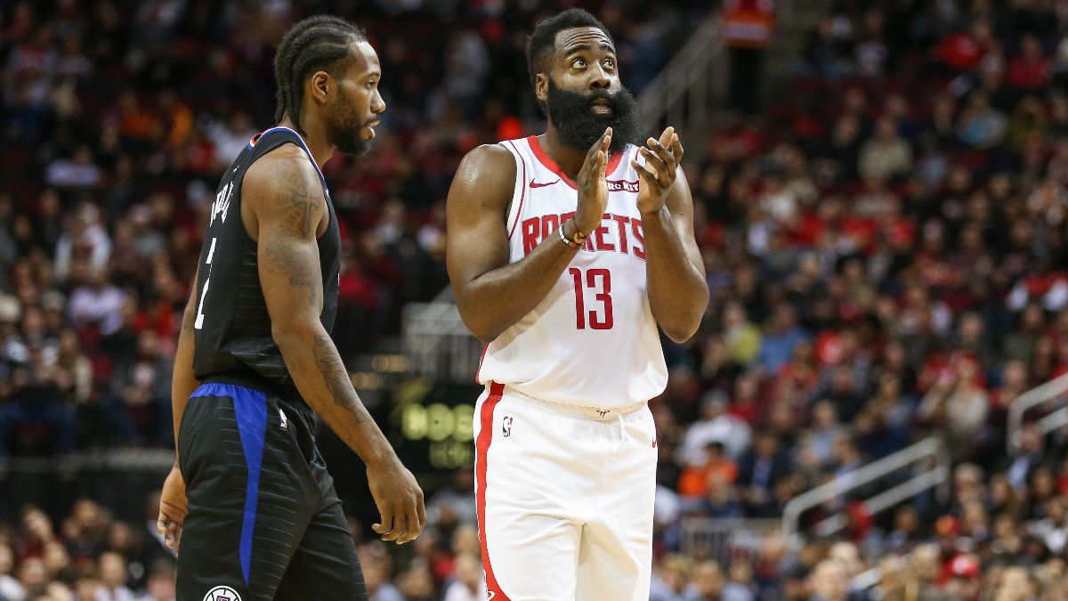 Friday's NBA Expert Picks & Predictions: How Our Staff is Betting Rockets vs. Clippers article feature image