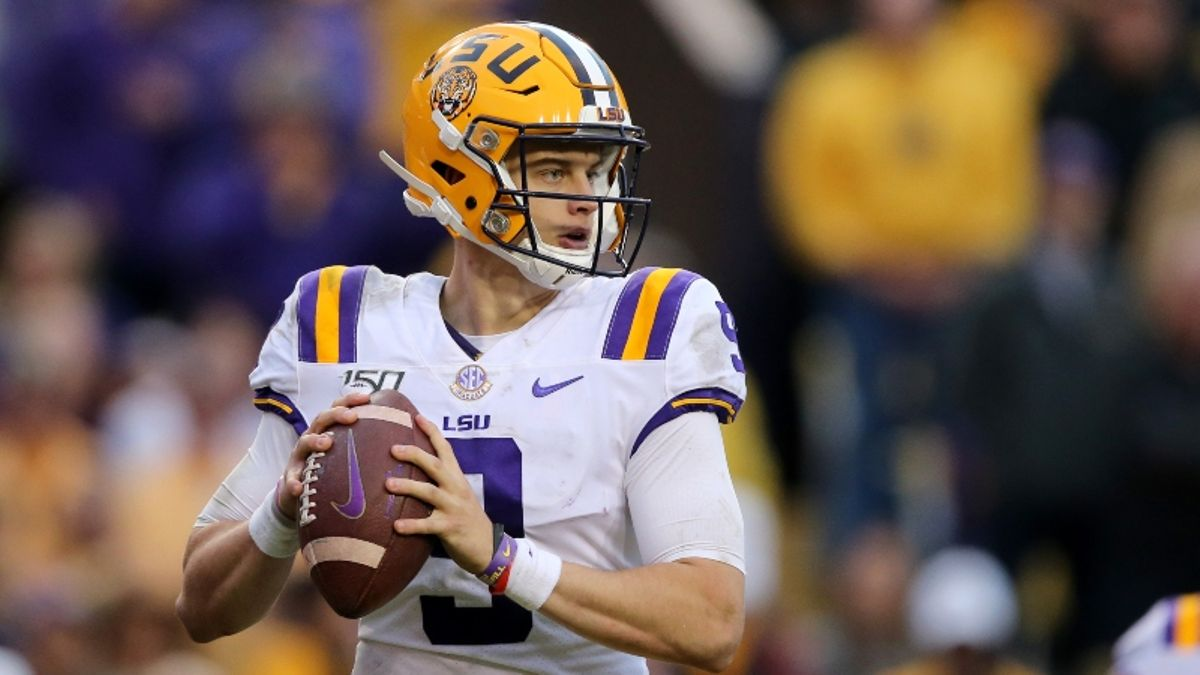 Rovell's Week 11 Betting Notebook: LSU Outright Win 'Worst Result' for Some Books article feature image