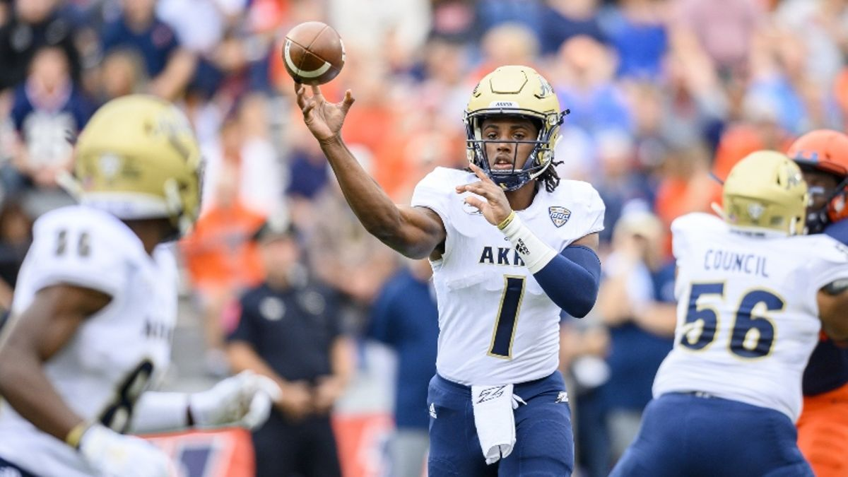 Eastern Michigan vs. Akron Betting Picks & Odds: Will the Zips Continue to Fall Short? article feature image