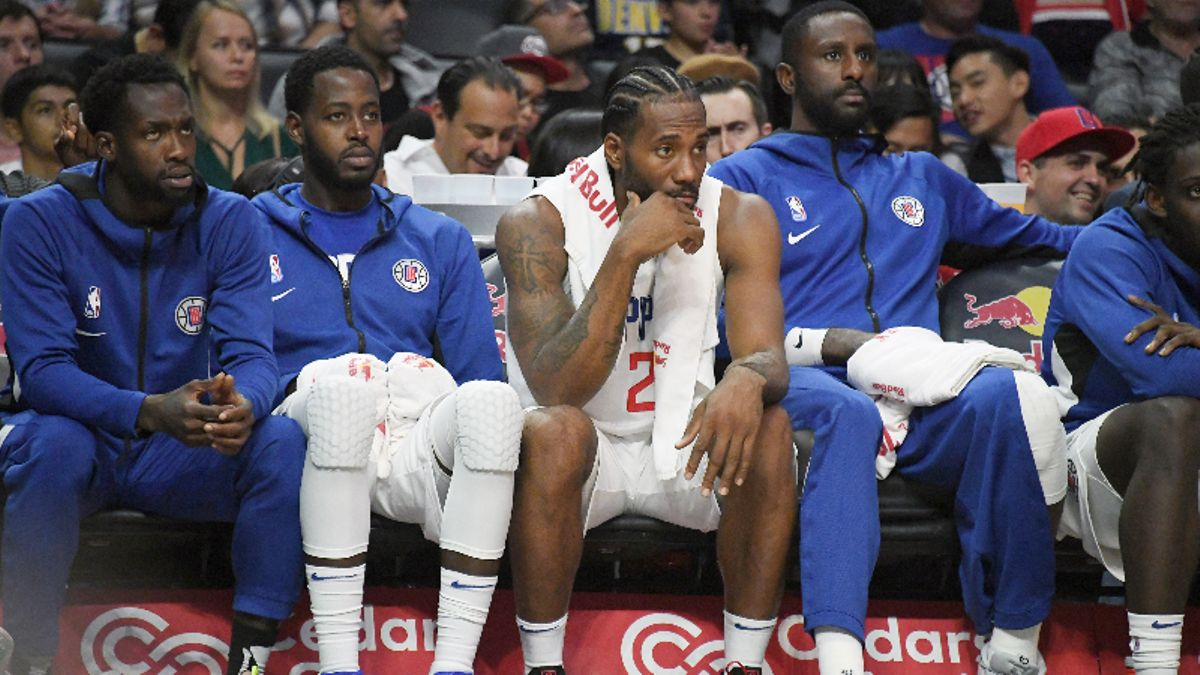 Wob: Kawhi Leonard and Load Management's Wide-Reaching Impact on NBA Business article feature image