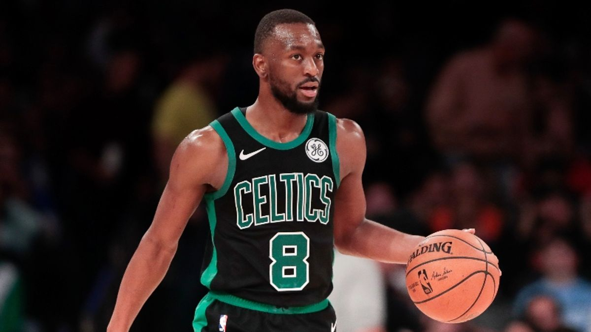 Celtics vs. Hornets Sharp Betting: Pros Finding Over/Under Value in Kemba's Return article feature image