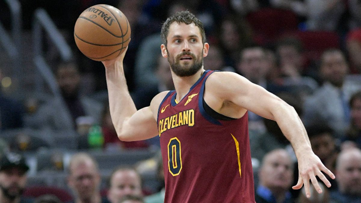 Tuesday's Best NBA Player Props: Is Kevin Love a Passer Now? article feature image