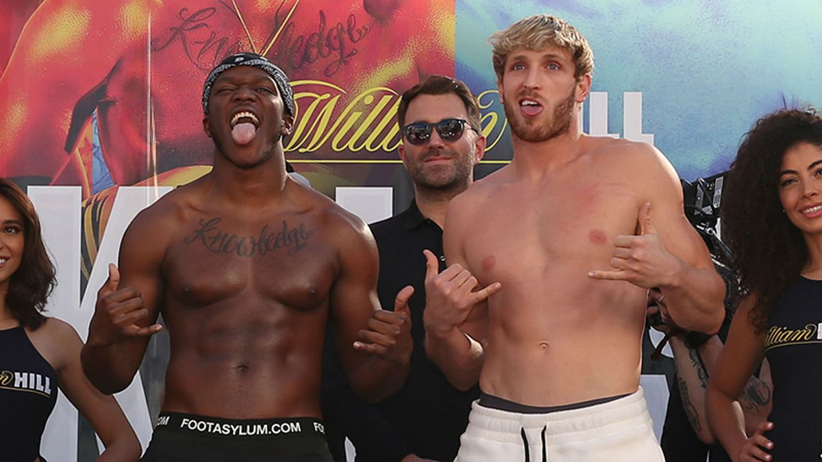 Logan Paul vs. KSI Betting Odds & Picks: Which YouTube Star Will Prevail in Boxing Match? article feature image