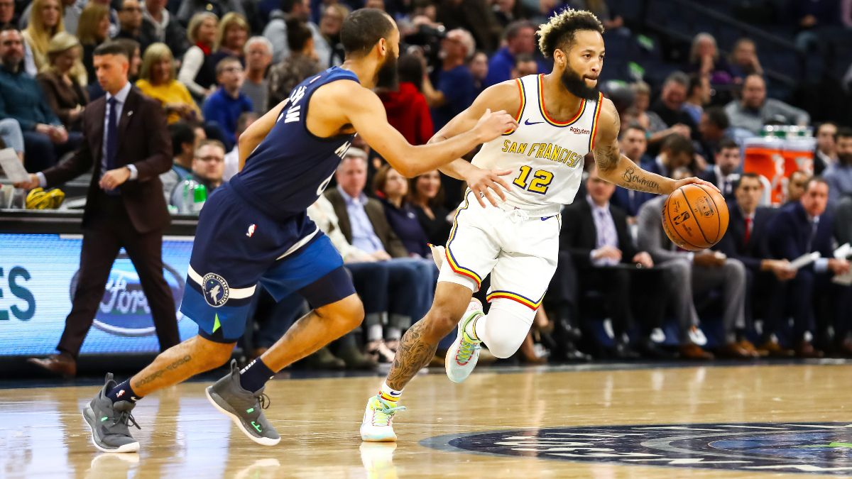 Friday's Best NBA Player Props: Can Ky Bowman Spark the Warriors' Offense? article feature image