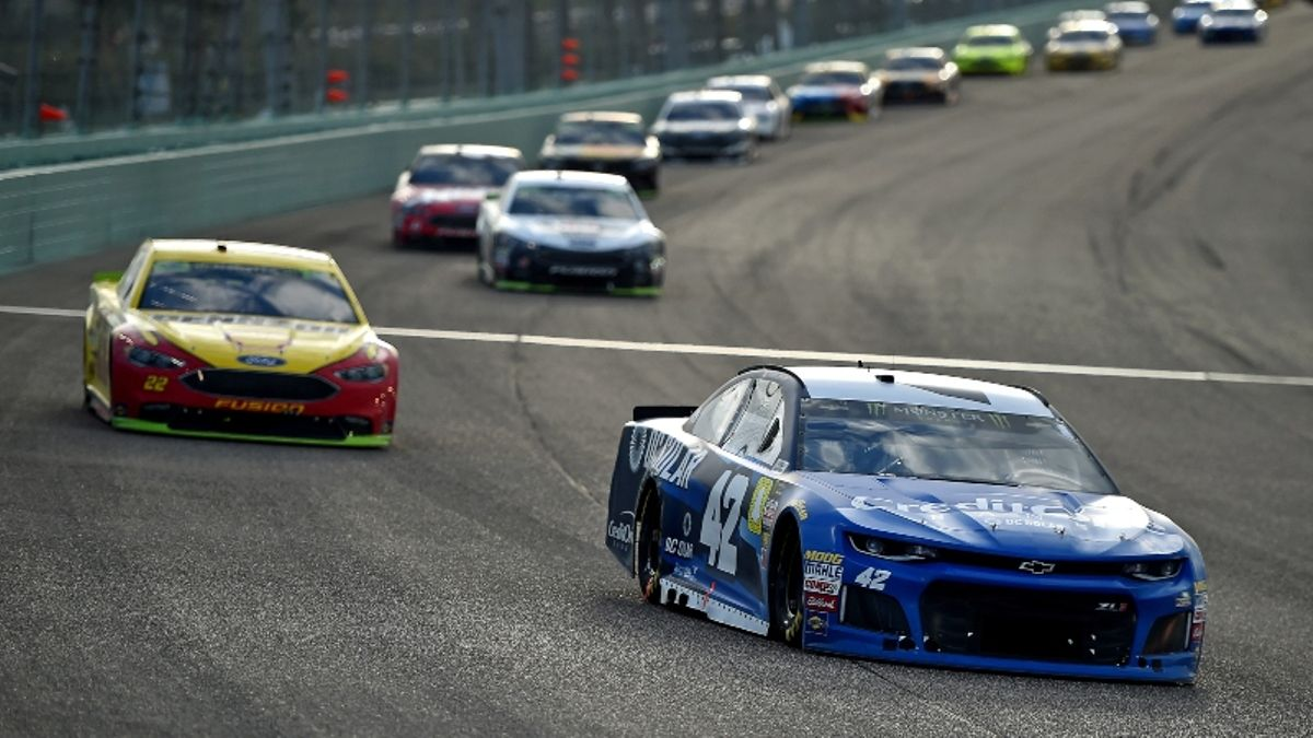 NASCAR at Homestead Early Odds & Picks: The Driver to Bet Now for Sunday's Ford EcoBoost 400 article feature image