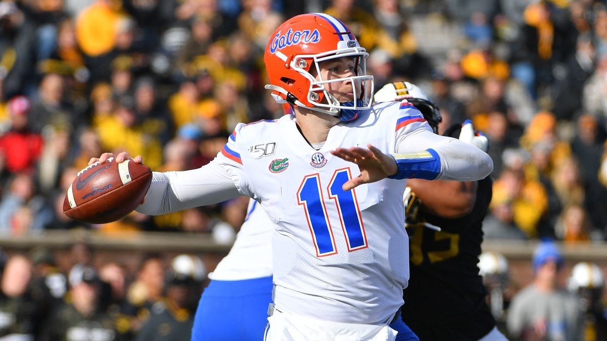Orange Bowl Odds: Virginia vs. Florida Spread, Over/Under & Our Projections article feature image
