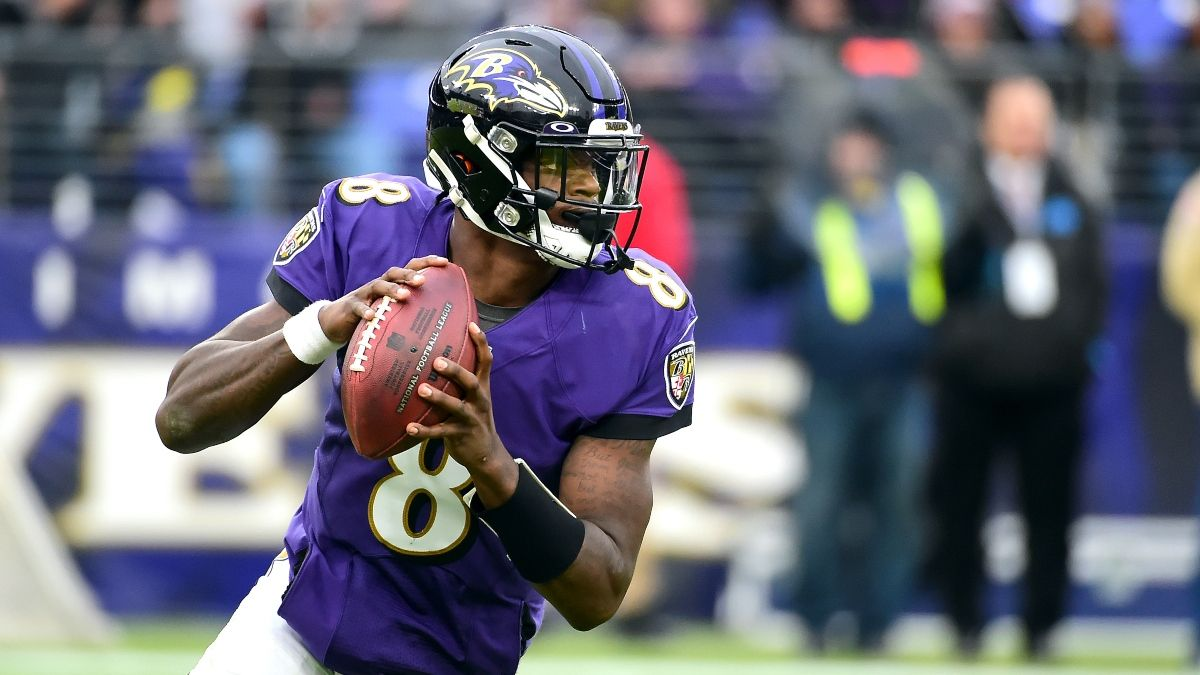 Ravens vs. Rams Betting Picks, Predictions & Odds for MNF: Keep Backing Baltimore? article feature image