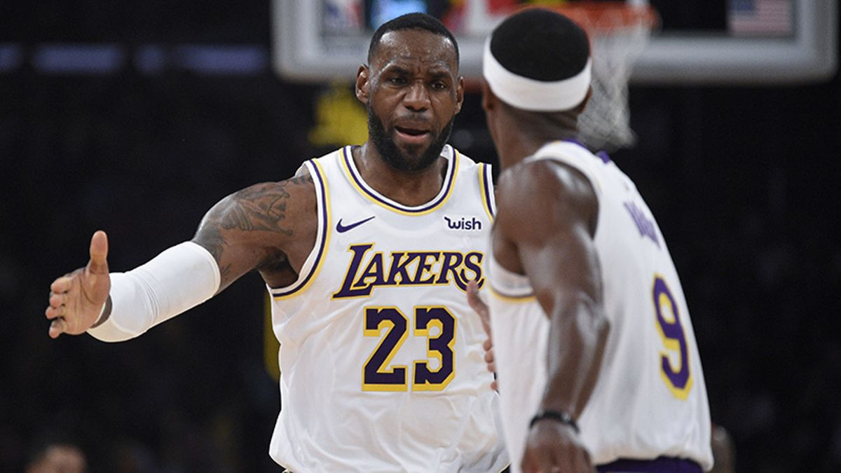 NBA MVP Odds, Early Picks & Analysis: Is Now the Time to Buy LeBron? article feature image