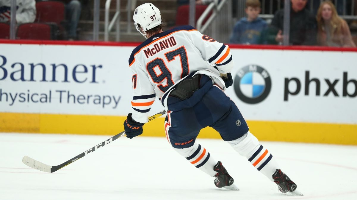 Canucks at Oilers Betting Odds and Pick: Can Vancouver Slow Down Connor McDavid? article feature image