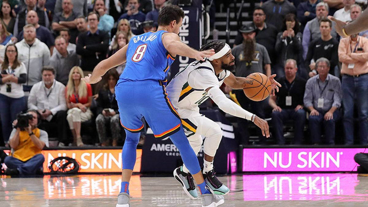 The Next NBA Rule Change: How to Eradicate 'Take Fouls' Once and For All article feature image