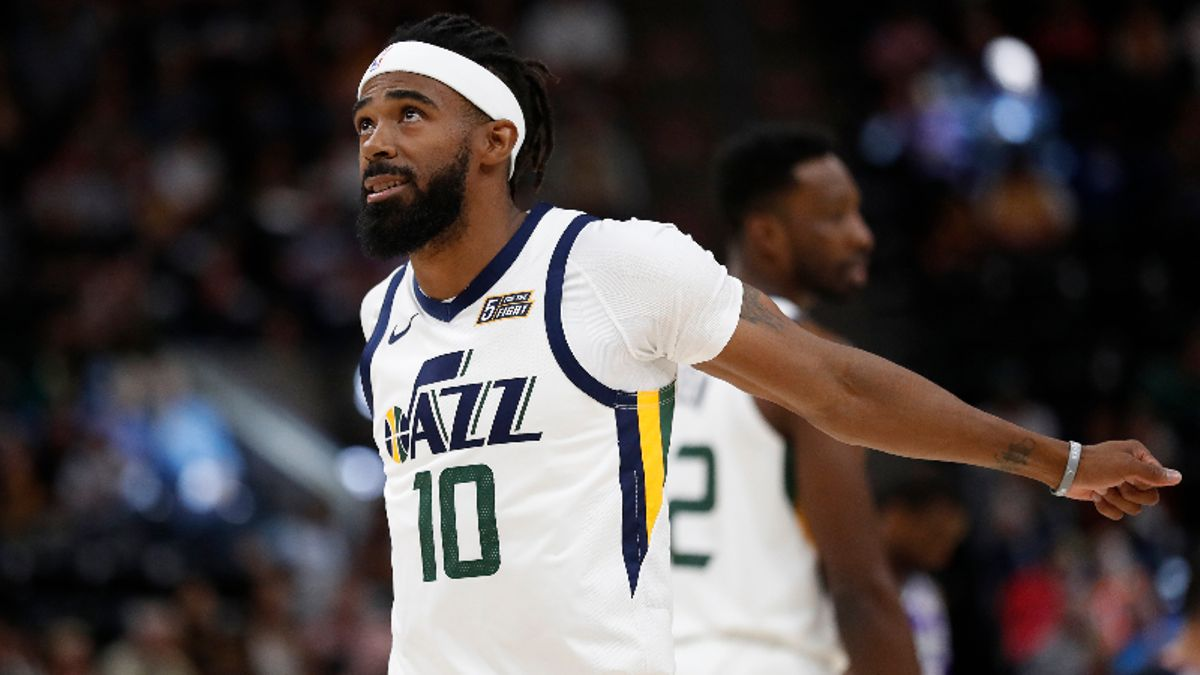 Tuesday's Best NBA Player Prop Bets: Can Mike Conley Fix His Rebounding Woes? article feature image