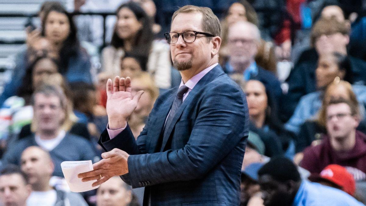 NBA Sharp Report: Pros Betting Knicks vs. Pistons, Kings vs. Raptors article feature image