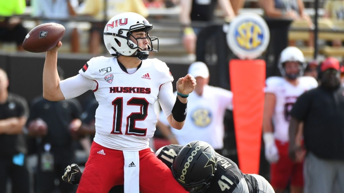 Northern Illinois vs. Toledo Odds & Betting Pick: Rockets Have Big-Play Potential Against Huskies article feature image