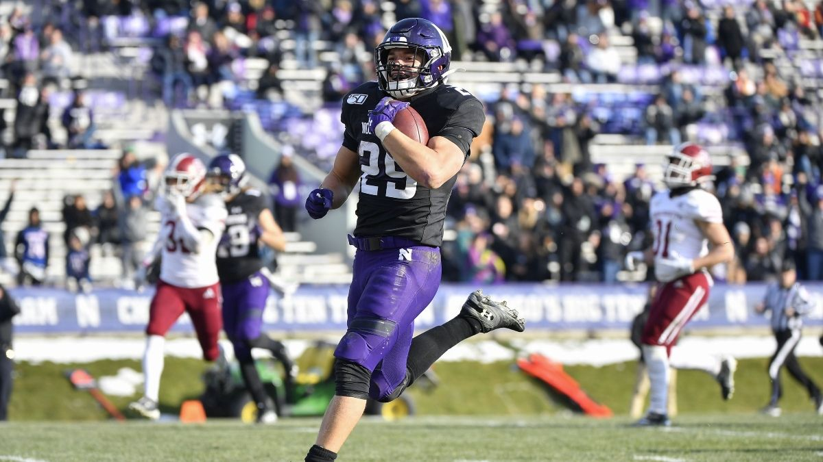 Minnesota vs. Northwestern Betting Odds, Picks & Predictions: How To Play High Spread & Low Total article feature image