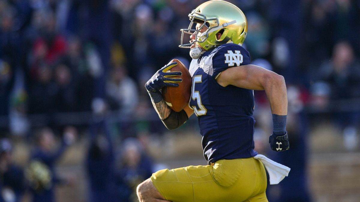 Boston College at Notre Dame Betting Odds, Picks, Predictions: Is This Spread High Enough? article feature image