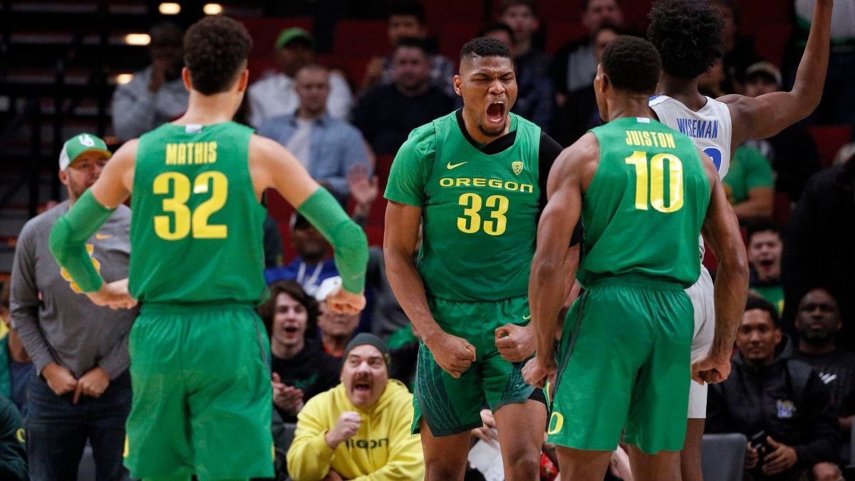 Seton Hall vs. Oregon Odds, Betting Pick: Sharp Money Moving Over/Under article feature image