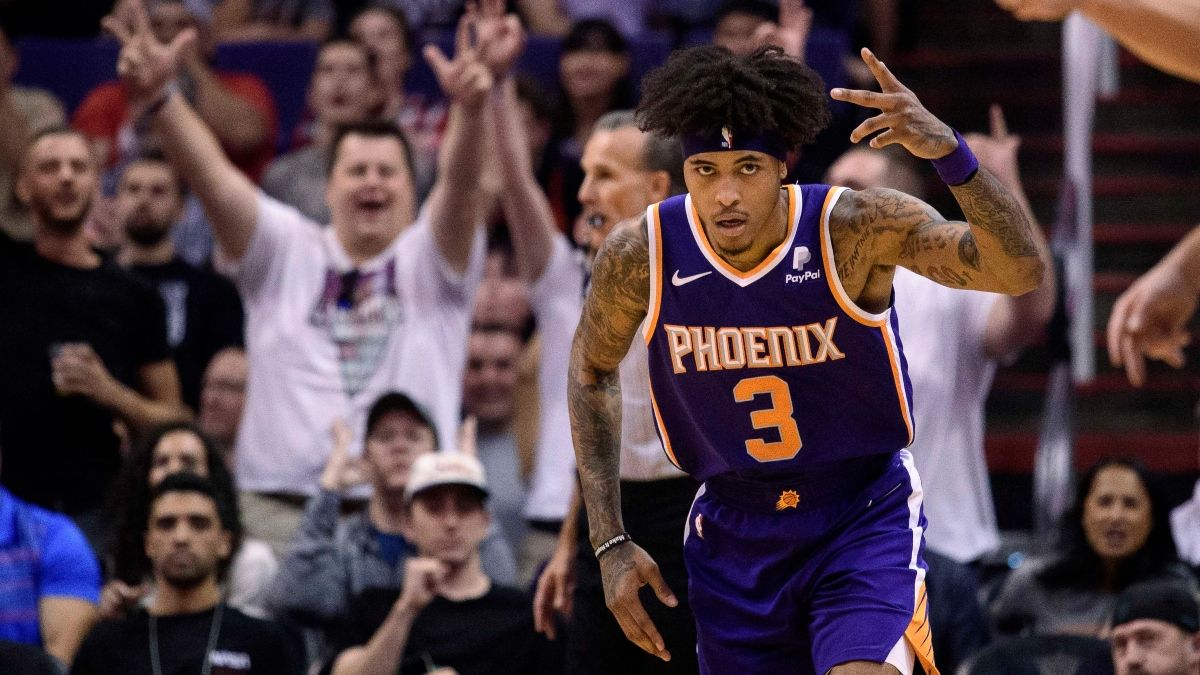 Sunday's Best NBA Player Props: Bet on Kelly Oubre to Hit the Boards vs. Nuggets? article feature image