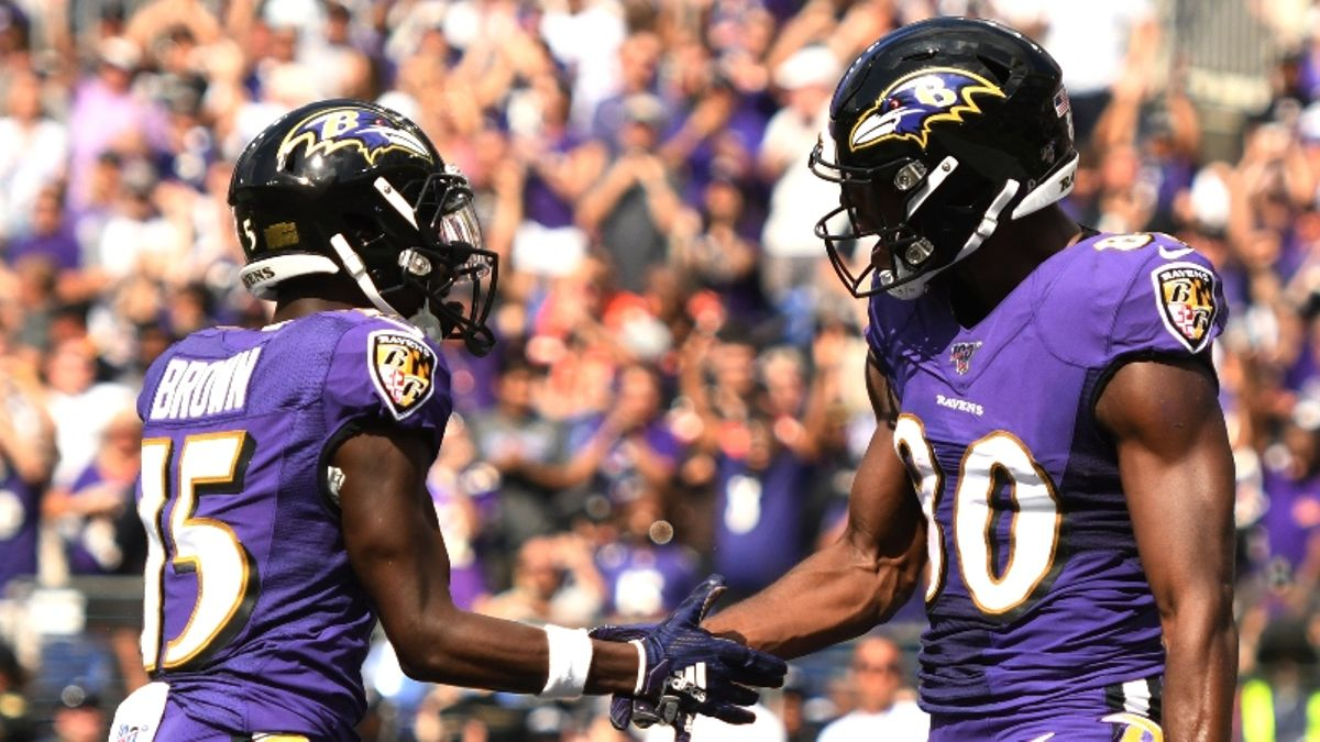 Patriots vs. Ravens Picks: How to Bet Sunday Night Football Spread article feature image