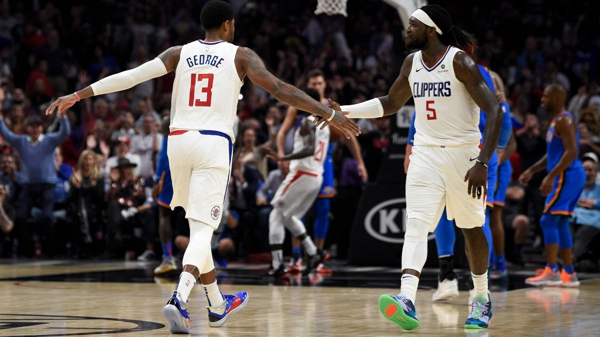 Rockets vs. Clippers Odds, Sharp Betting Pick: Smart Money Moving Over/Under article feature image