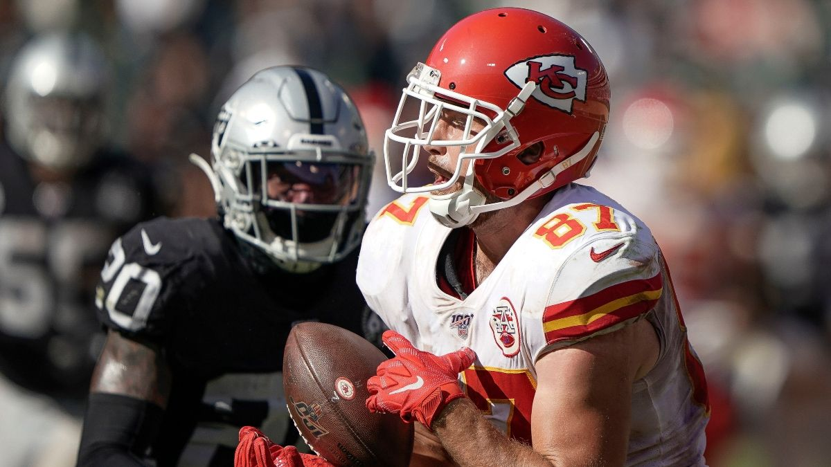 Raiders vs. Chiefs Betting Picks, Predictions & Odds: Buy Low on Oakland? article feature image