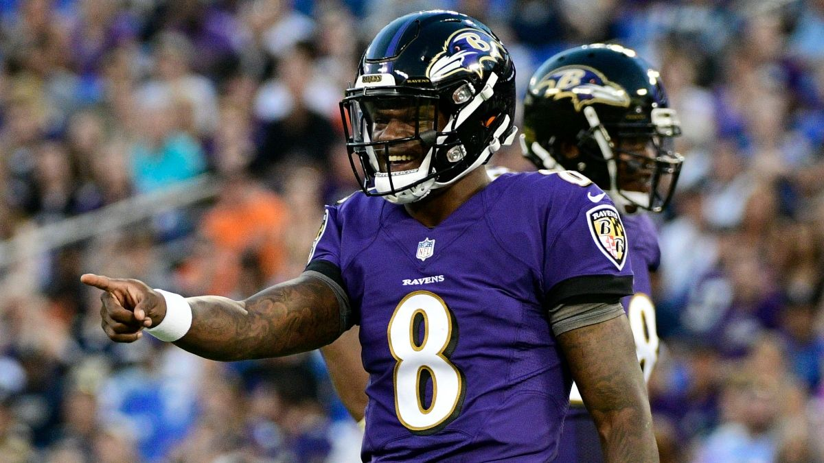 Jets vs. Ravens Betting Picks, Predictions & Odds: How to Play This TNF Over/Under article feature image