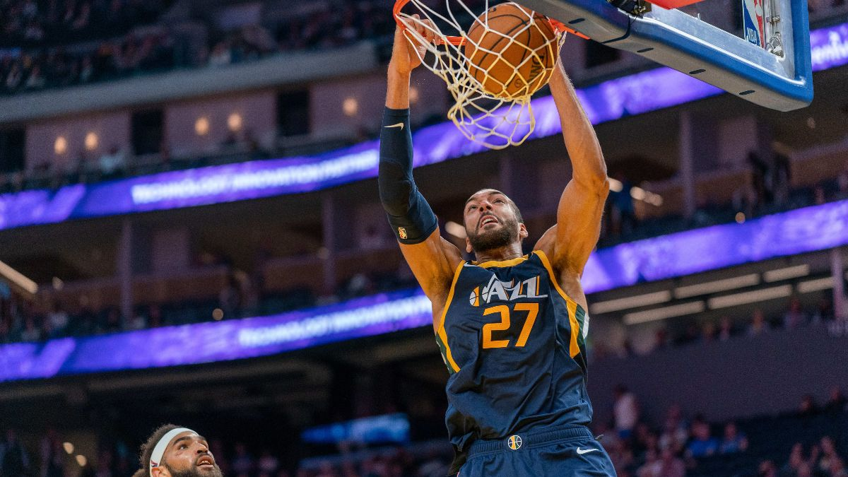 Friday NBA Predictions, Picks & Betting Odds (Nov. 22): How to Bet Warriors-Jazz, More article feature image