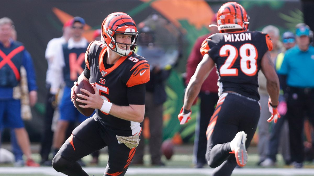 Steelers vs. Bengals Picks, Predictions & Betting Odds: Is There Value on Cincy at Home? article feature image