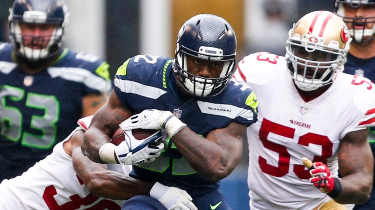 Seahawks vs. 49ers Odds, Picks & Monday Night Football Cheat Sheet article feature image