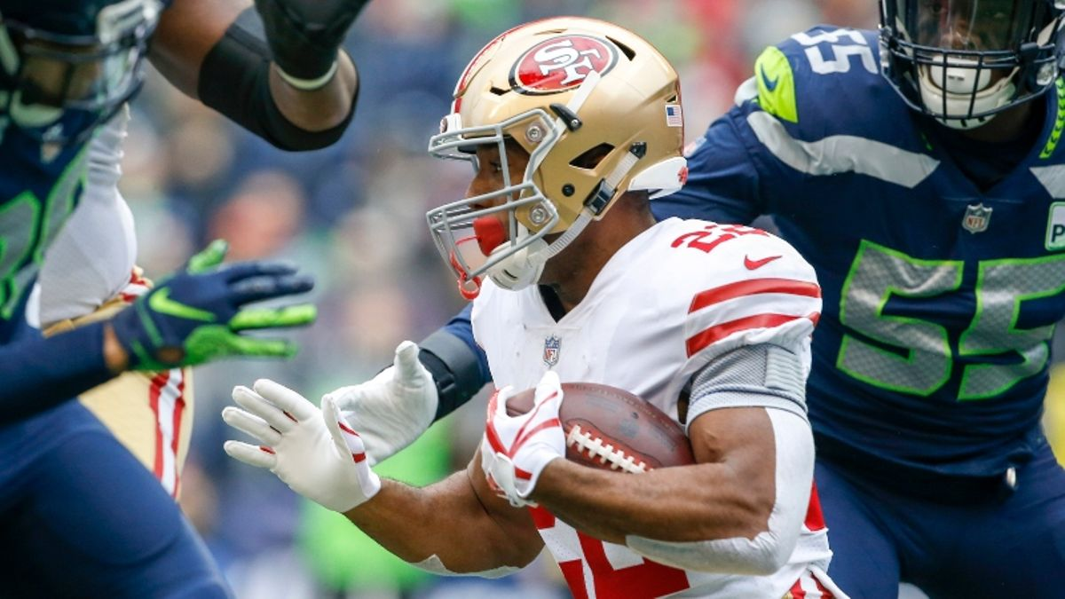 Seahawks vs. 49ers Picks: How Our Experts Are Betting Monday Night Football article feature image