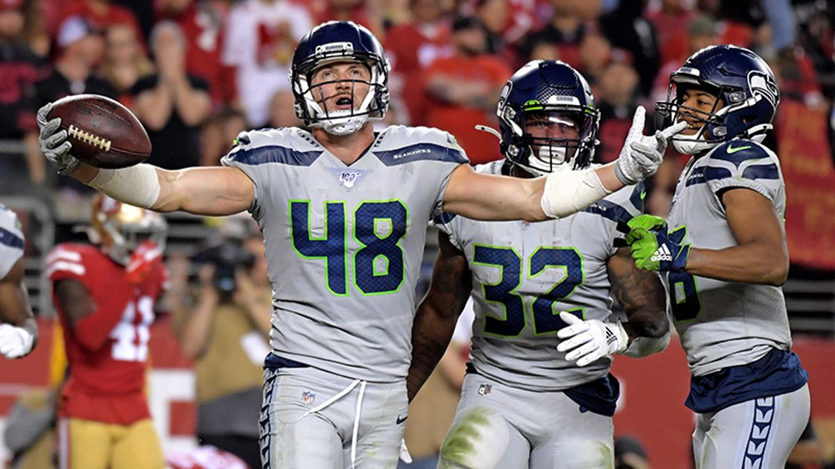 Rovell: Bettor Turns $2 into $21K With Seahawks' Thrilling OT Victory article feature image