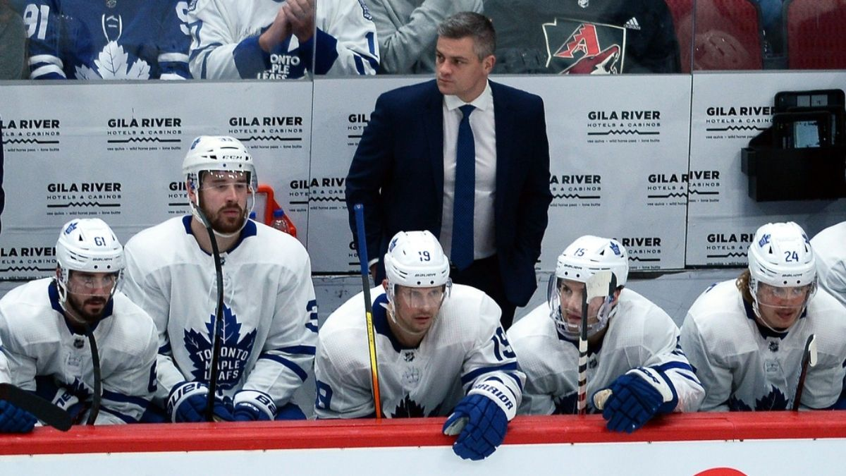 Maple Leafs at Red Wings Betting Odds and Pick: Will Toronto Keep Rolling Under Sheldon Keefe? article feature image