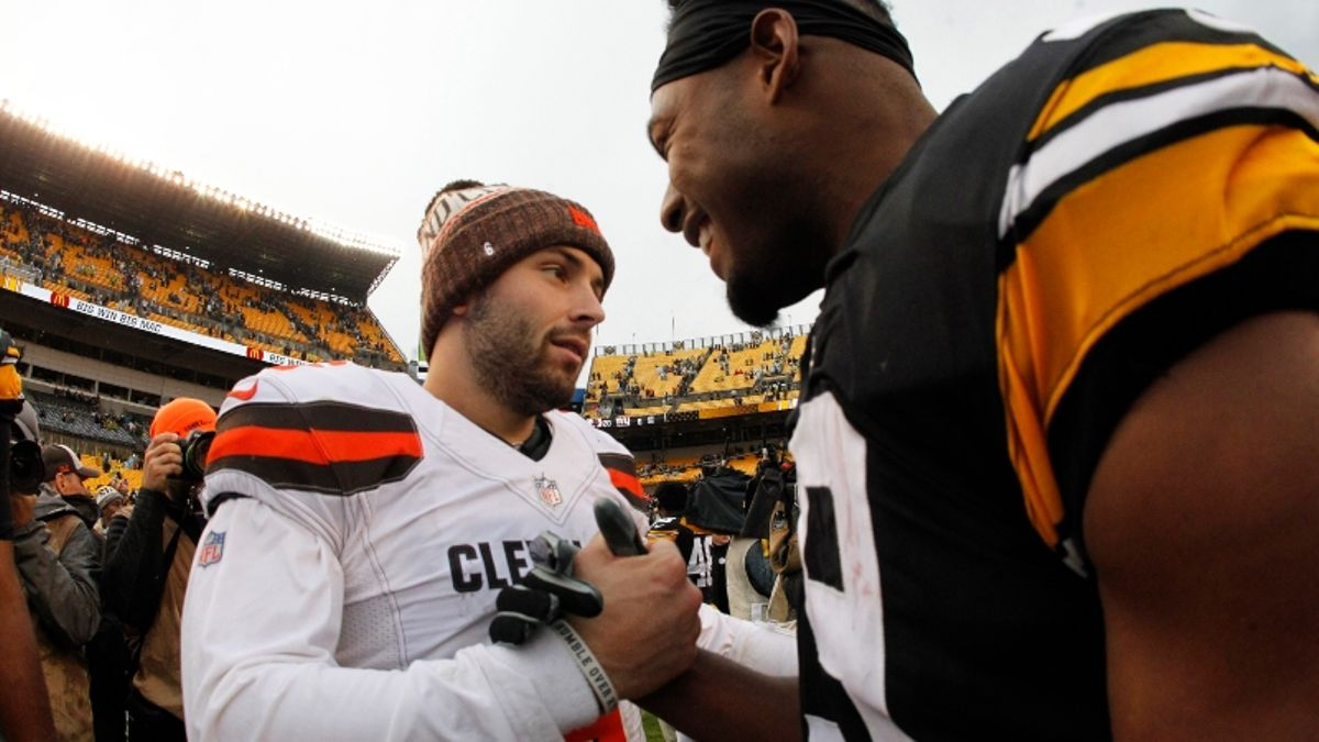 Steelers vs. Browns Odds & Picks: Comprehensive Guide to Betting TNF article feature image