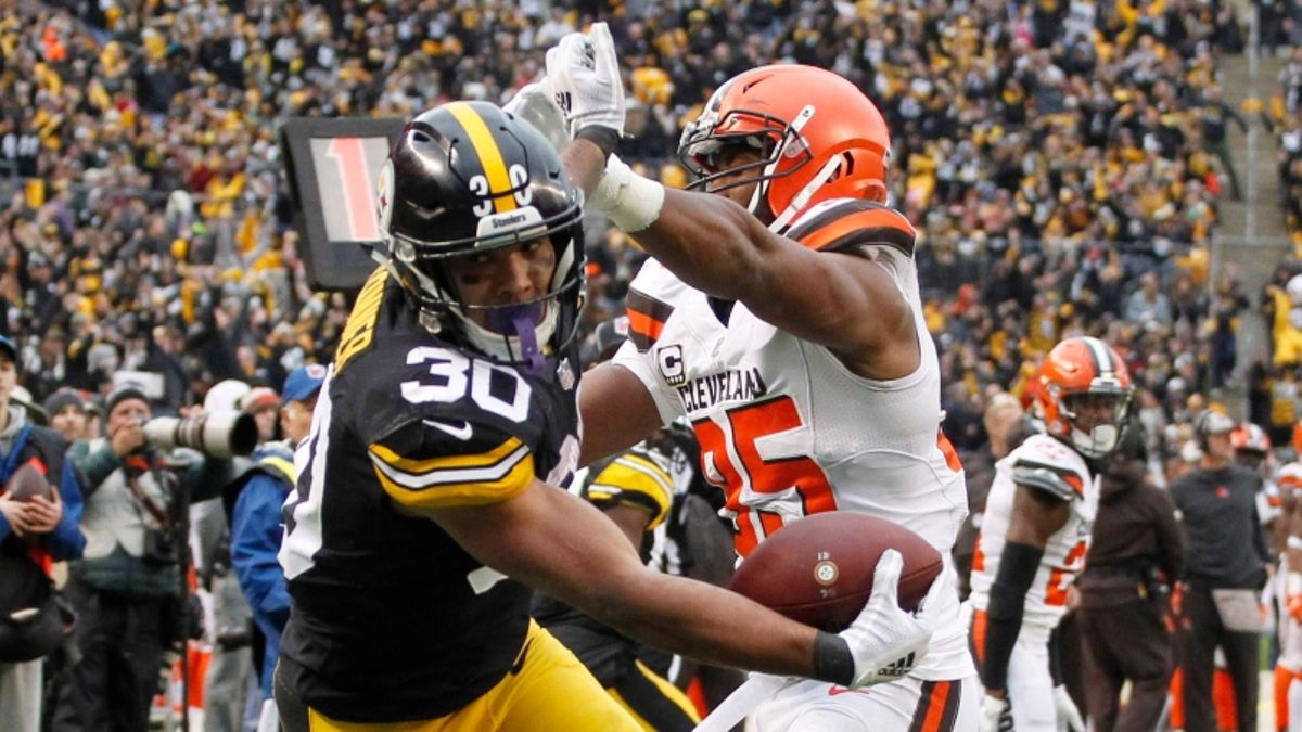 Steelers vs. Browns Odds, Picks & Thursday Night Football Betting Cheat Sheet article feature image