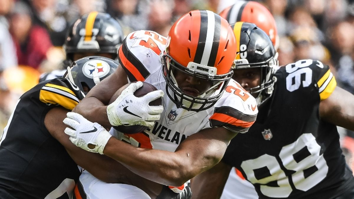 Our Experts' 4 Favorite Steelers vs. Browns Picks for Thursday Night Football article feature image