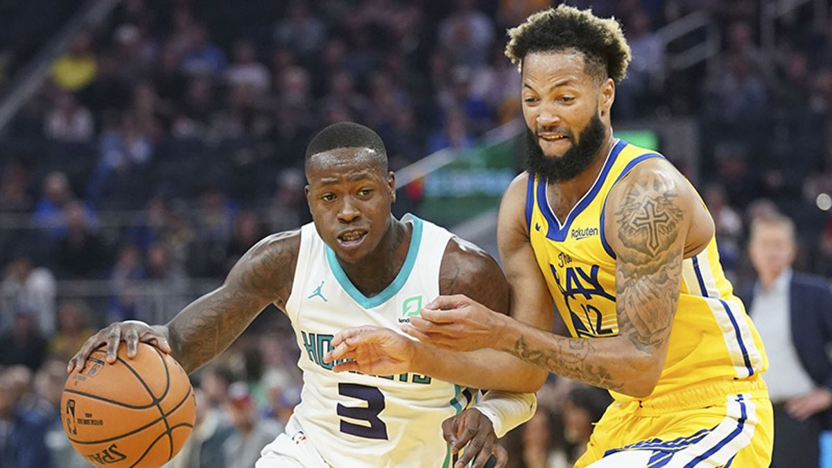 How the Hell Did the Hornets Cover vs. Warriors? Inside a Bizarre Sequence Saved Charlotte Bettors article feature image