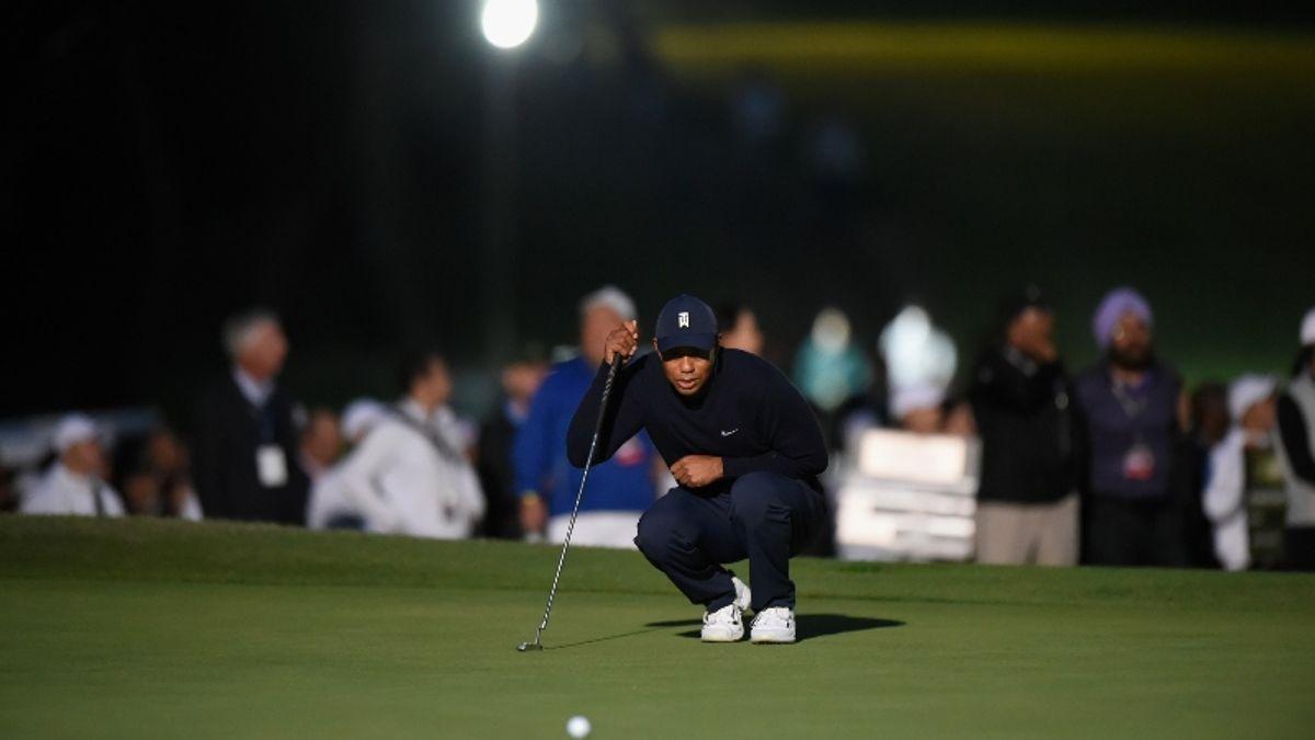 Sobel: If Tiger Is in, Who Are the Other Presidents Cup Captain's Picks? article feature image