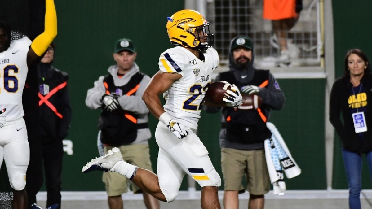 Kent State vs. Toledo MACtion Betting Lines, Picks: Projected Odds Suggest Betting Value article feature image