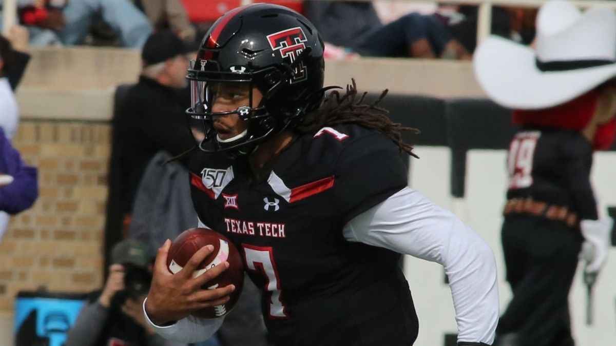 CFB Sharp Betting Picks: Pros Hitting Kansas State vs. Texas Tech, 3 Other Saturday Games article feature image