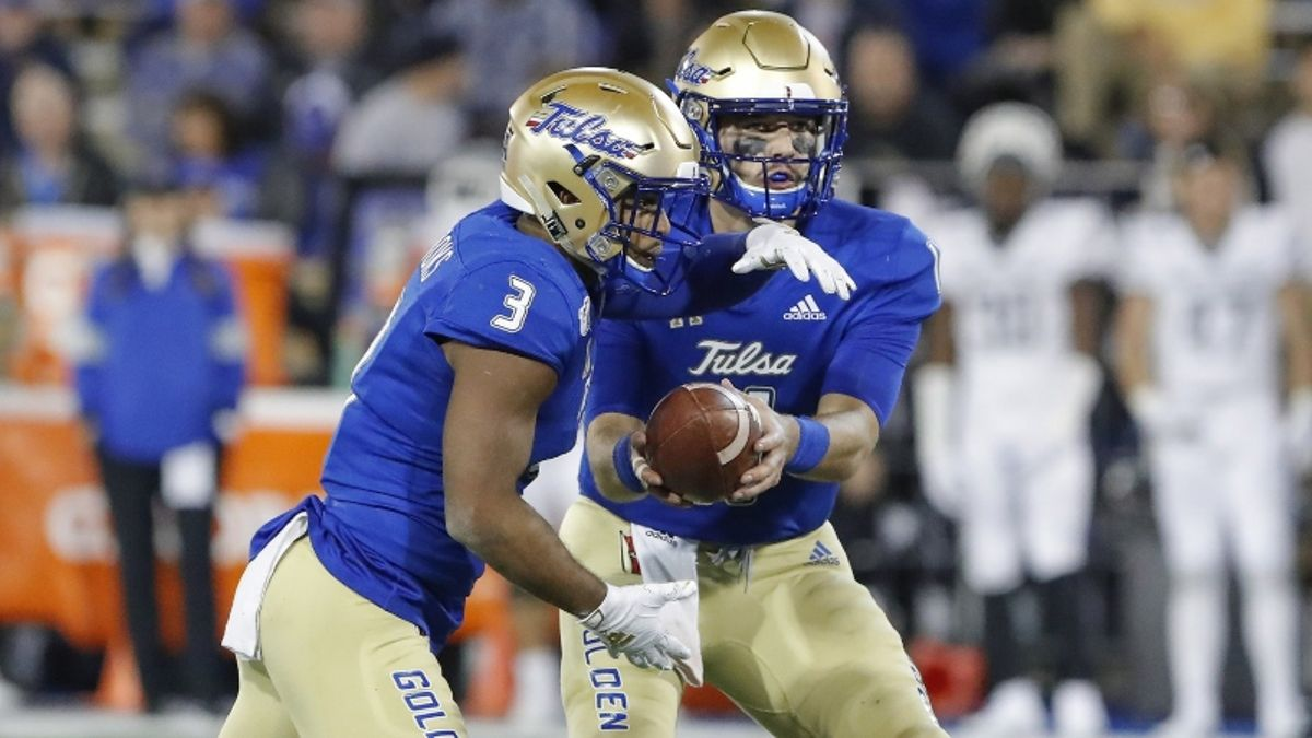 UCF vs. Tulsa Betting Odds, Picks: Fade the Heavy Line Movement? article feature image