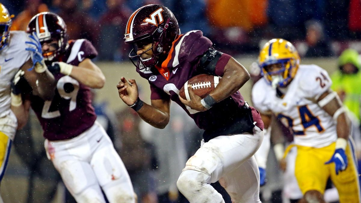 Virginia Tech vs. Virginia Betting Odds, Picks & Predictions: Are Hokies Getting Too Much Love? article feature image