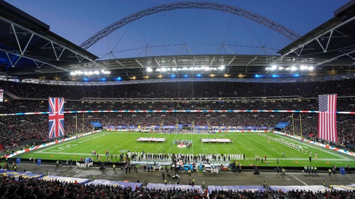 Texans vs. Jaguars Weather Forecast: Expect More Poor Conditions at Wembley? article feature image