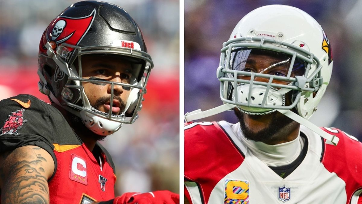 Grading Week 10 NFL WR/CB Matchups: Can Mike Evans Best Patrick Peterson? article feature image