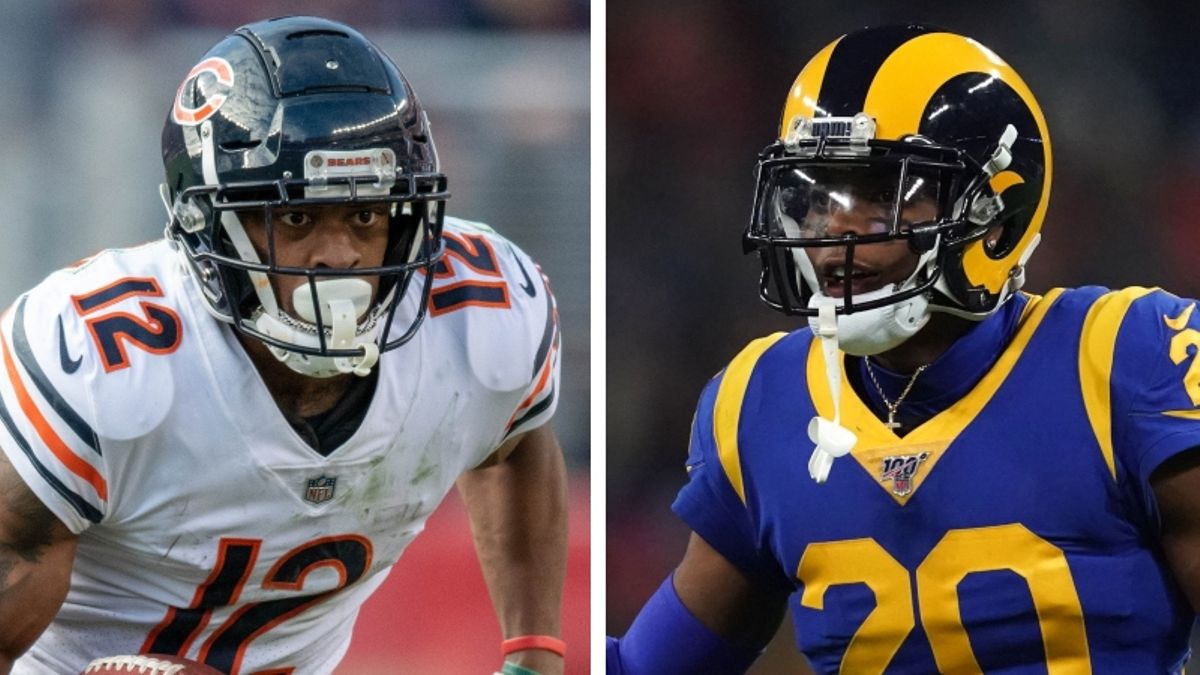 Grading Week 11 NFL WR/CB Matchups: Allen Robinson vs. Jalen Ramsey article feature image