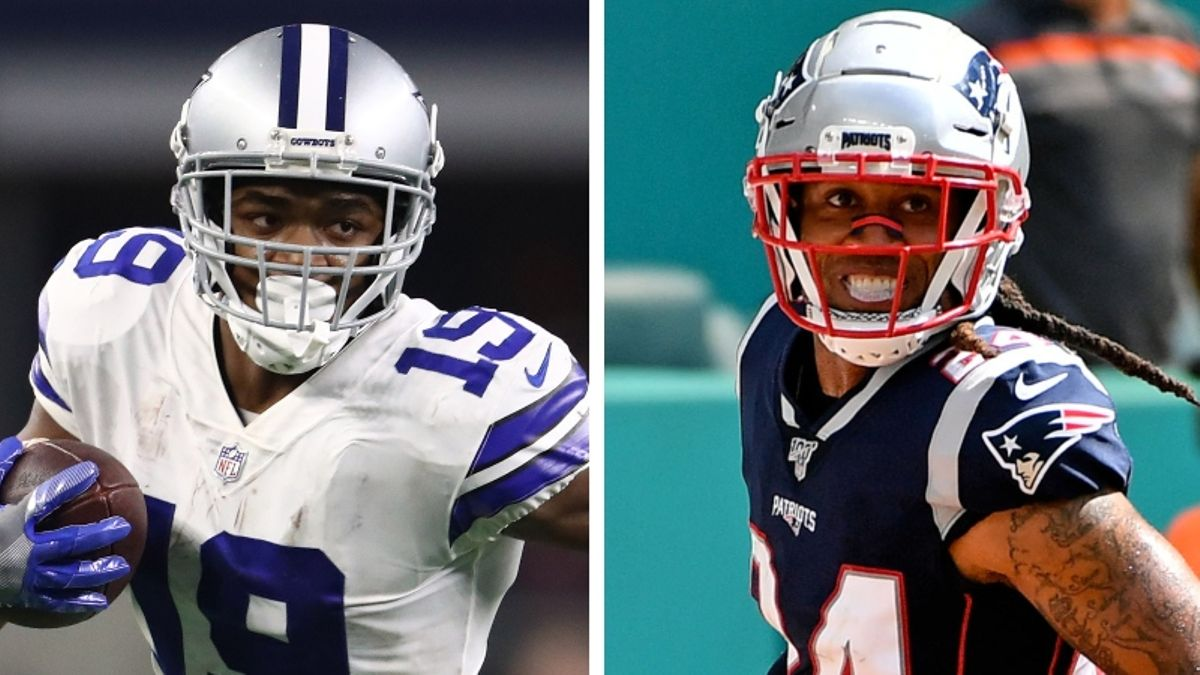 Grading Week 12 NFL WR/CB Matchups: Cowboys-Patriots, Alshon Jeffery Out article feature image