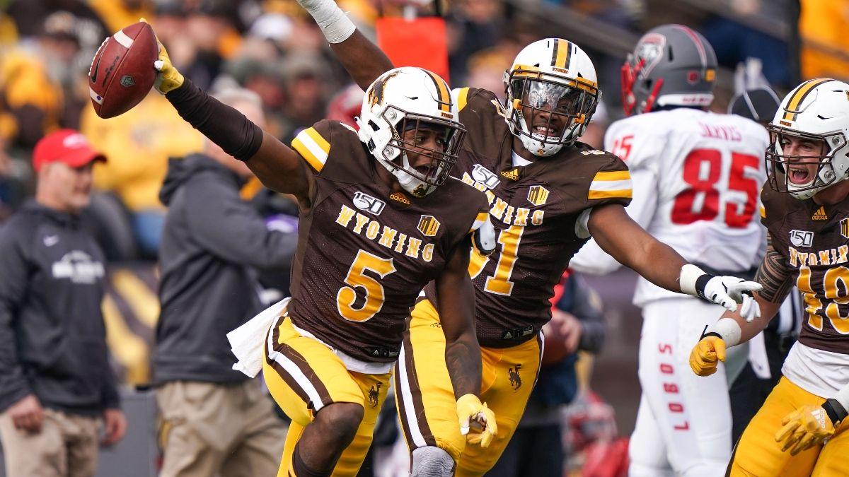 Colorado State vs. Wyoming Betting Odds, Weather Forecast: Frigid, Blustery Conditions Could Affect Total article feature image