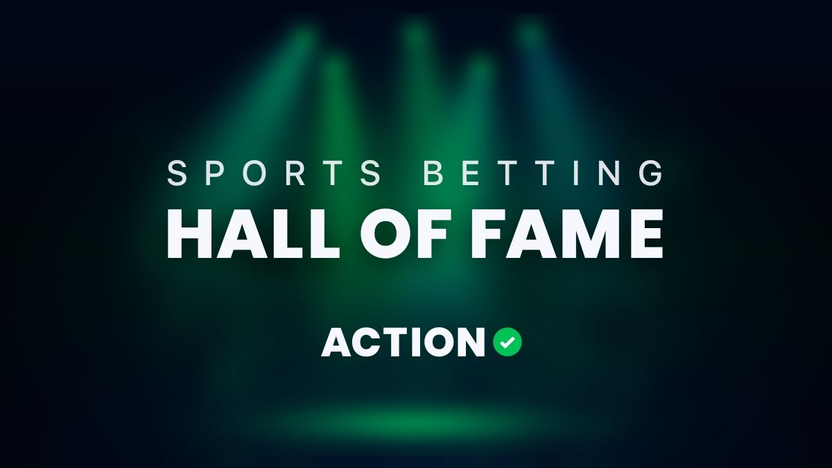 Millman: Who Would Be the First Inductees into the Sports Betting Hall of Fame? article feature image
