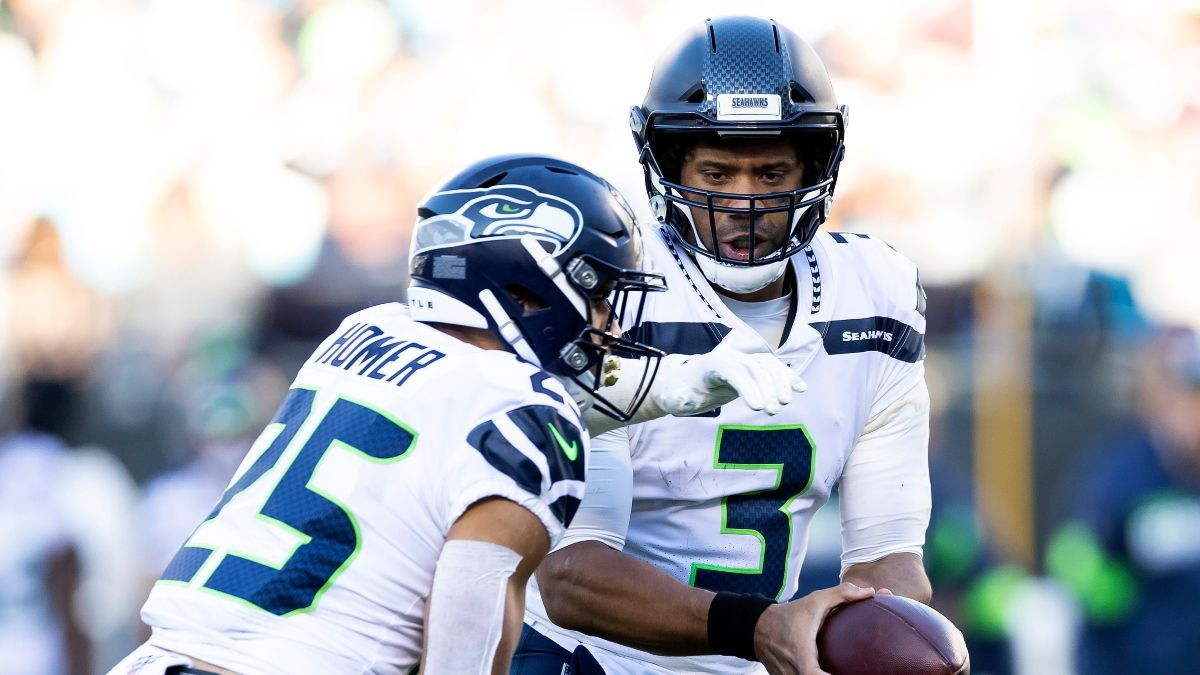 Our Experts' Sunday Night Football Betting Picks: 49ers vs. Seahawks Spread & Prop Bets article feature image