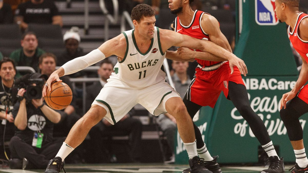 Sunday's Best NBA Player Props: Fade Brook Lopez vs. Pacers article feature image