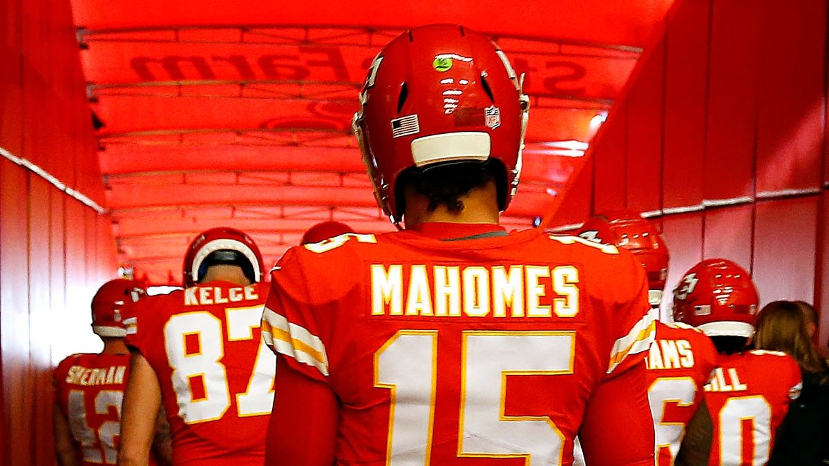 Bet Patrick Mahomes Prop Bet & Odds: Bet QB to Score 3+ Touchdowns in the Big Game article feature image