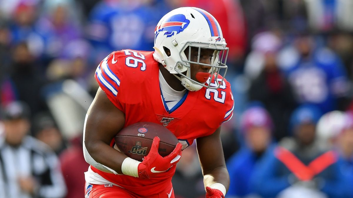 The 3 Best Bills vs. Steelers Prop Bets & Picks for SNF article feature image